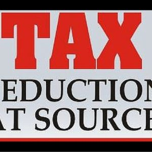 Rates for tax deduction at source (TDS) for the A.Y.2017-2018