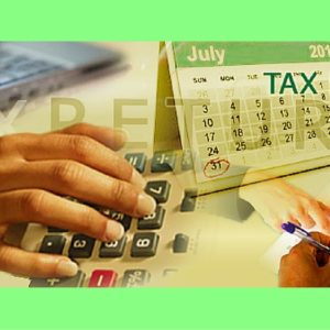 Type of income tax return forms for A.Y.2016-2017