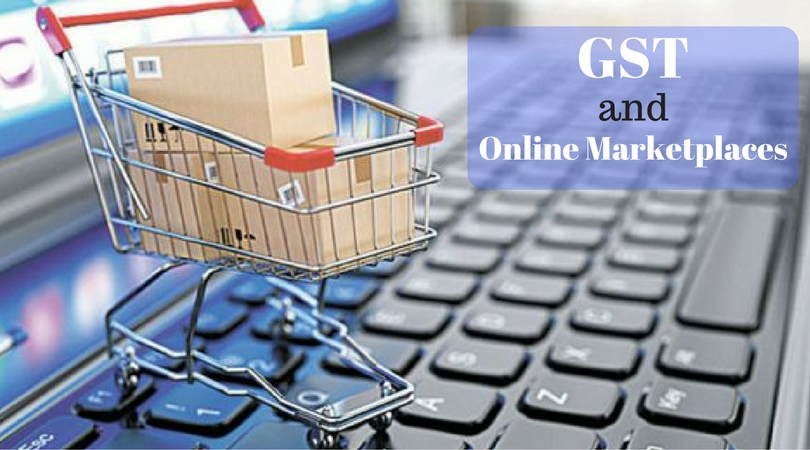 GST and Online Marketplaces