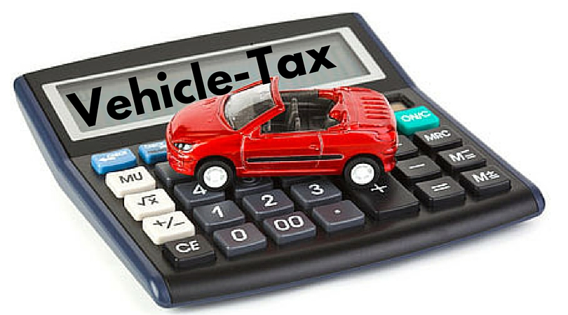Specified individuals also to collect tax on sale of motor vehicles